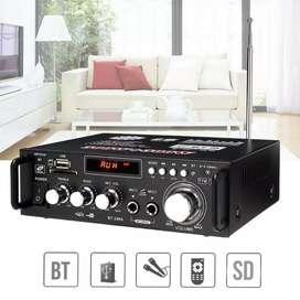 COD Amplifier Bluetooth EQ Audio Karaoke 600Watt