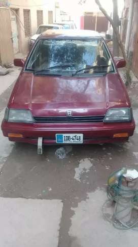 Honda civic urgent sale excellent possible