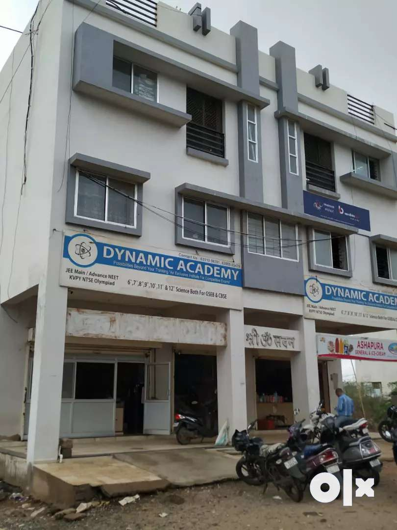 Shop , floor and flats available , gandhi market shop 0