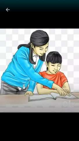 Home tutor available ( Nursery to 8th class) & 11th & 12th biology
