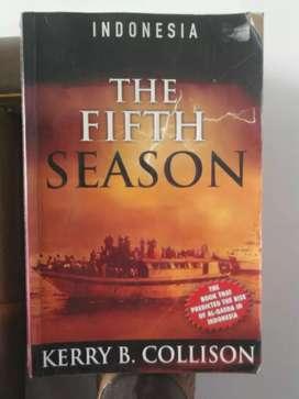 Buku The Fifth Season , karya : Kerry B. Collison
