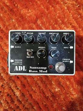 ADL Sans Amp Bass Mod