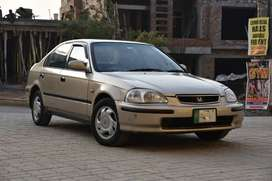Honda Civic vti 1997 Manual