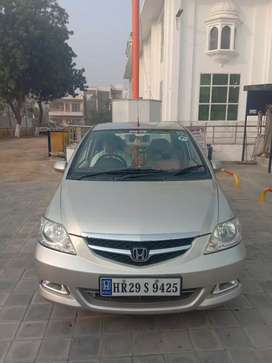 Honda City ZX 2008 Petrol 24695 Km Driven