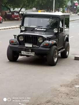 I want to sell my Mahindra Thar Jeep