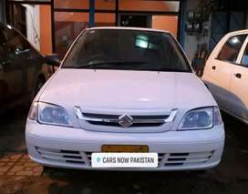 Suzuki Cultus VXRi 2012 model on easy installment