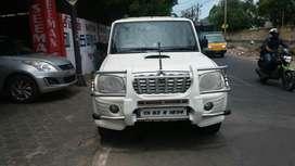 Mahindra Scorpio SLE BS-III, 2009, Diesel