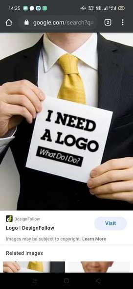 I  need a logo desighner