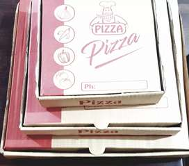 Pizza Box Available