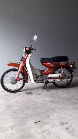 Yamaha V75 tahun 1979