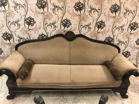 Modular Sofa set with center table