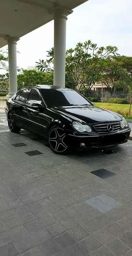 Mercy C240 AMG Package