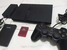 I'm selling Sony PlayStation 2 free games 80GB HARDDRIVE