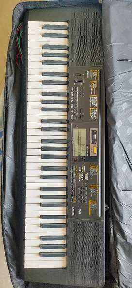 Casio CTK-2400 Keyboard with carry bag