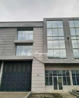 Jual Komplek Pergudangan Amplas Trade Centre Jl. SM Raja Uk.12x42