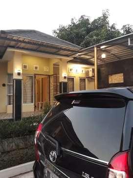 Rumah 2 lantai siap huni di Banyumanik dekat akses pintu tol