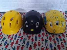 Jual helm sepeda anak 3 pcs