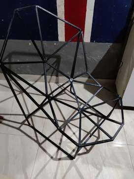 New model Metal made chair