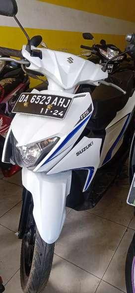 Nex putih Rafael motor