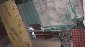 Furnished 1 Bhk Flat Oppo Pune University Kothi Gate Rent  For Fmily.