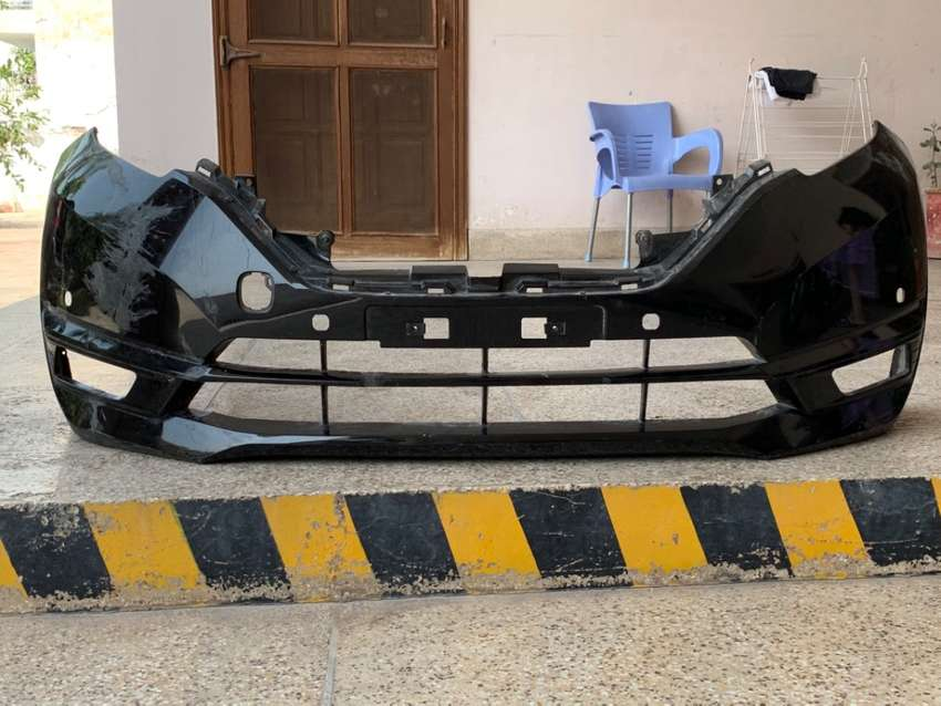 Nissan note 2018 front bumper
