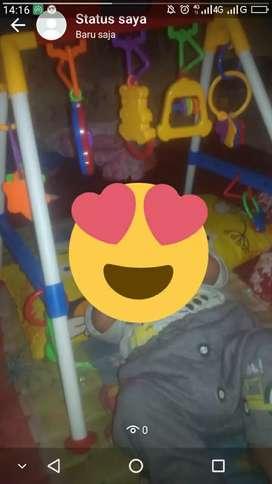 Mainan Playgym baby