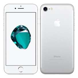 iPhone 7 silver 32gb global version PTA approved