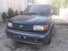 Toyota Kijang LGX 1997 Matic Bensin