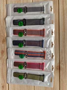 Strap apple watch iwatch iwo smartwatch nylon