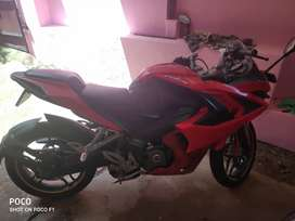 Pulsar 200RS/ RS 200 red