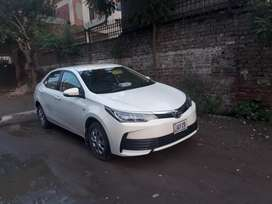 Corolla available for rent