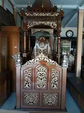 mimbar masjid podium 115