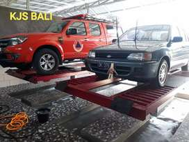 Alat cuci mobil Hidrolik by Tony kjs Bali
