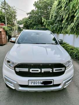 Ford Endeavour Titanium 4X2, 2018, Diesel