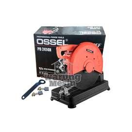 mesin potong besi cut off pb2414 OSSEL