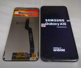 Lcd Touchscreen Samsung A10 / A105
