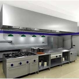 Need Kitchen helper