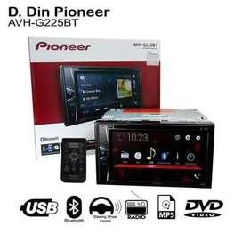 Pioneer Avh G225bt Pioneer Avh-G225bt Avh G225bt Avh 225 head unit