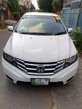 Honda City Aspire 1.3 Mannual