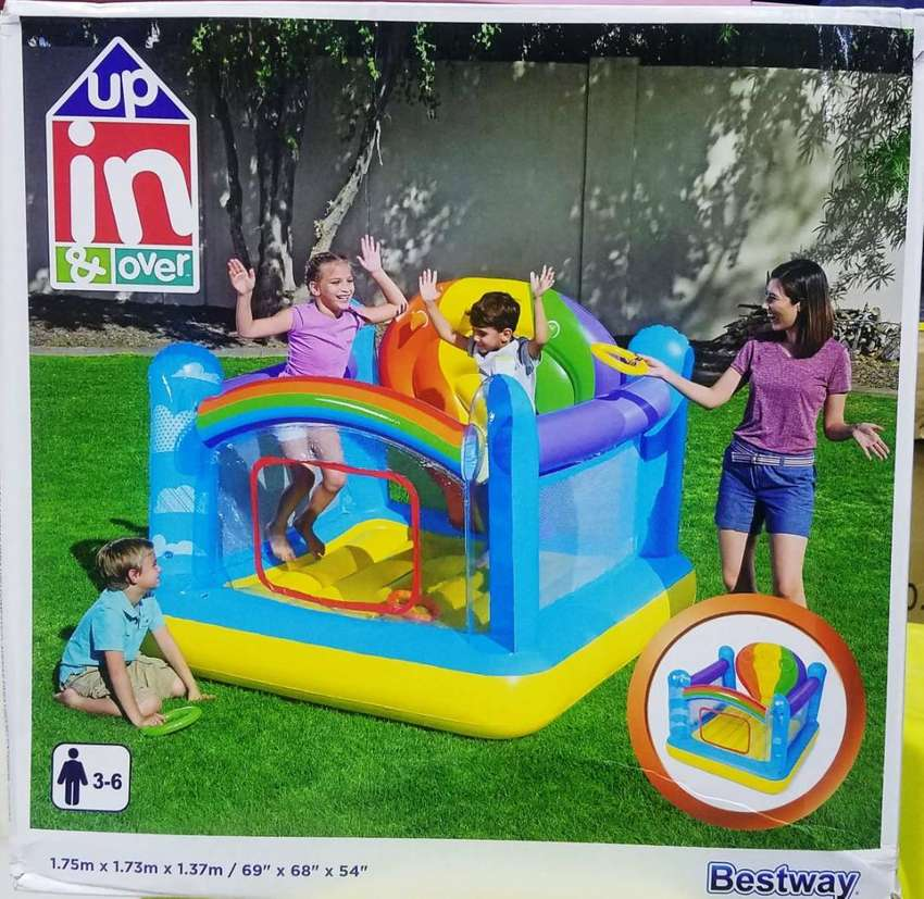 Jumping Bouncing  Castle
