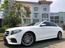 E300 AMG 2018 Nik18 New Profile White Km2000 Perfect Panoramic PBD