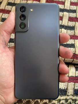 Samsung S21 8Gb 128Gb 30 days old Phantom Gray colour with bill box