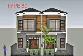 Rumah mewah dengan kondisi lingkungan asri