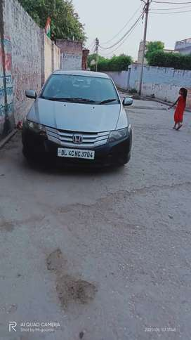 Honda City ZX 2013 LPG 25000 Km Driven