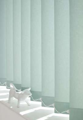 Vertikal blinds kantor palembang