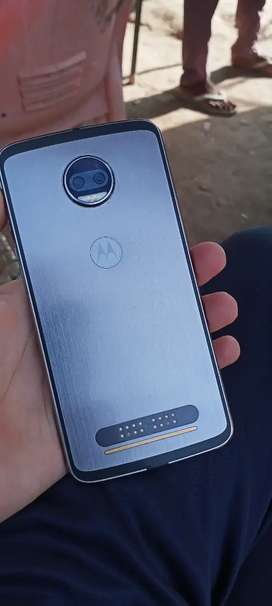 Moto z2 force in good condition mob only no any fault full ok ha