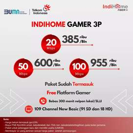 Indihome gamer riau unlimited
