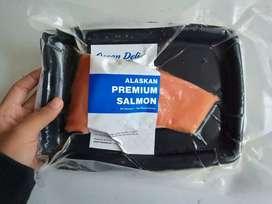 Salmon Steak Alaskan Premium