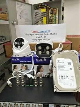 PAKET PROMO MURAH! Kamera CCTV Kualitas Baik & Harga sangat Terjangkau