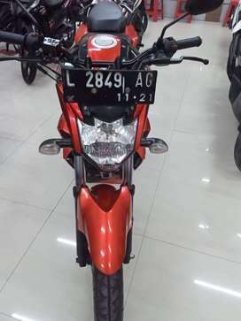 Yamaha New Byson tahun 2016 mulus Dp. 1jt